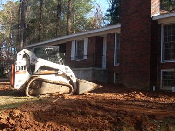 Atlanta Bobcat Service Contractor