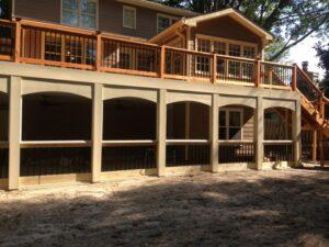 Deck Builder Marietta GA