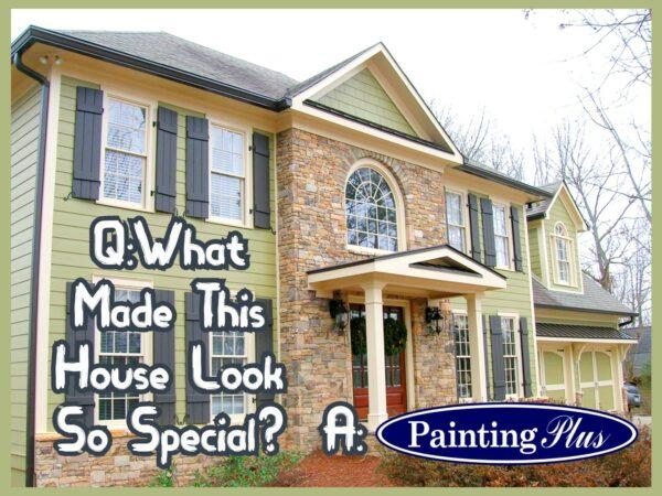 Marietta GA House Painter