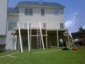 Deck Rebuilding