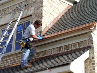Gutter Installation and Cleaning