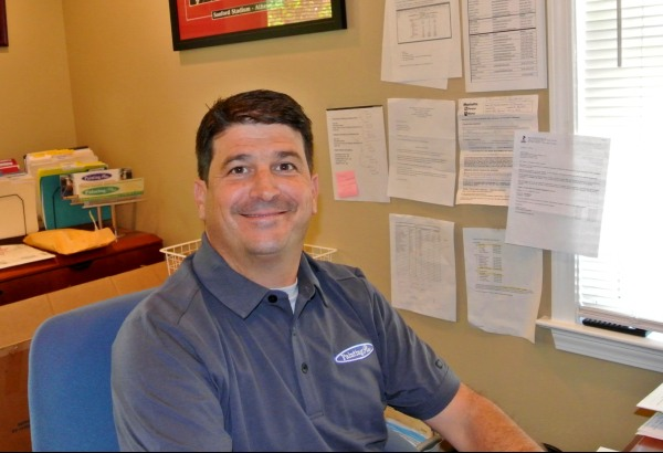 Charlie Dallavalle, Jr. Lilburn Painting Contractor