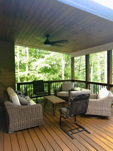 Marietta GA Porch Builder